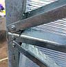Теплицы двухскатные 3х4 4 мм премиум, фото 7