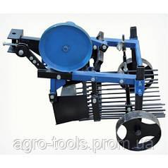 Картофелекопатель механический Zirka-105 (КК7)