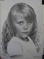 Портрет карандашом недорого Харьков