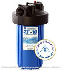 Напорный фильтр для воды Золотая Формула ЗФ-10
