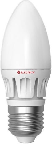 Electrum LC-16 6W E27 2700K алюм. корп.