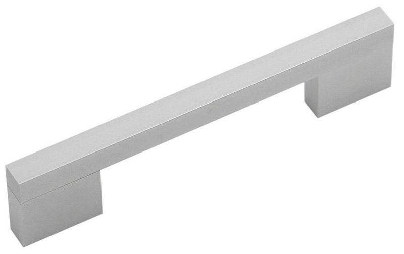 Ручка мебельная AR33 208/192 алюминиевая