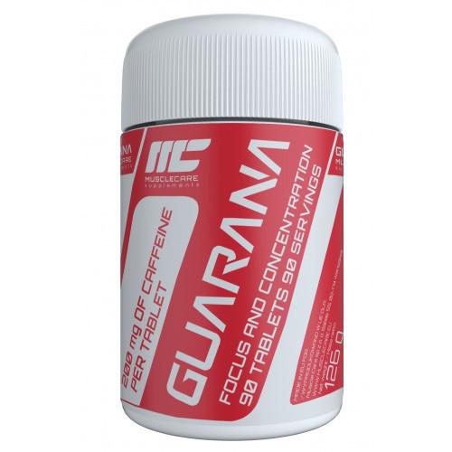 Энергетик Muscle Care Guarana 90 tabs