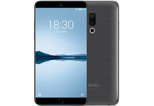 Смартфон ORIGINAL Meizu 15 Plus Gray (8X2.5Ghz; 6Gb/128Gb; 12+20МР/20МР; 3500 mAh)