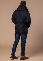 Braggart Dress Code 12481 | Куртка зимняя фирменная мужская черная, фото 3