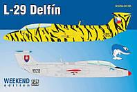 1:48 Сборная модель самолета L-29, Eduard 8464