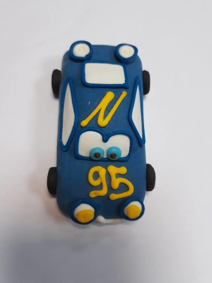 Машинка сахарная в ассортименте   5см , Украса - 01153