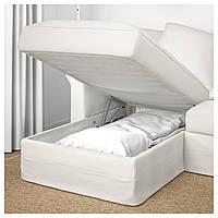 ✅ IKEA GRONLID (692.547.92) 3-местный диван, с шезлонгом