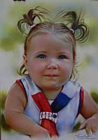 Детский портрет как подарок