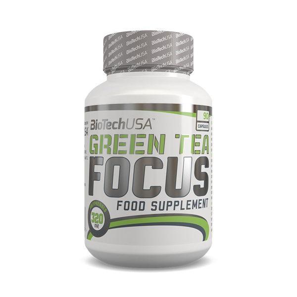 Натуральный жиросжигатель Green Tea от Biotech USA