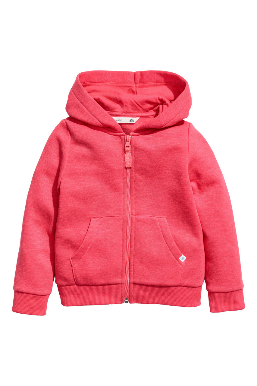 Кофта H&M Hooded Sweatshirt Jacket 4-6 лет