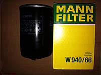 Фильтр масляный MANN-FILTER W940/66