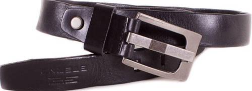 Женский оригинальный кожаный ремень ETERNO (ЭТЭРНО) E7603-black