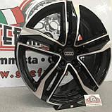 Колесный диск Fondmetal Hexis 18x8 ET40, фото 4