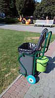Тележка для уборки мусора/бытовых отходов ТК-200-90
