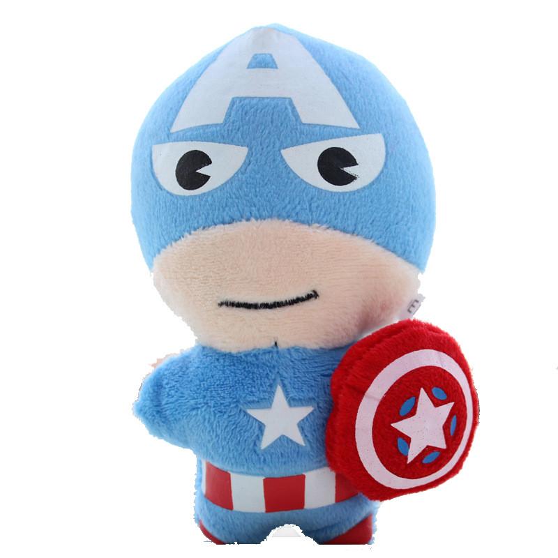Мягкая игрушка GeekLand Captain America  Капитан Америка  12 см 10.107