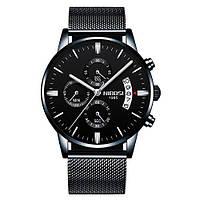 Чоловічий наручний годинник. Мужские наручные часы Nibosi Classic 2309