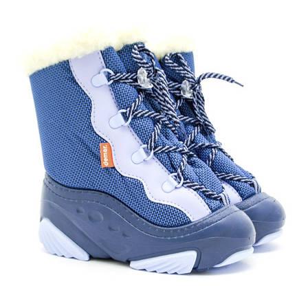 СНОУБУТСЫ - DEMAR SNOW MAR синие  продажа 3409408565558
