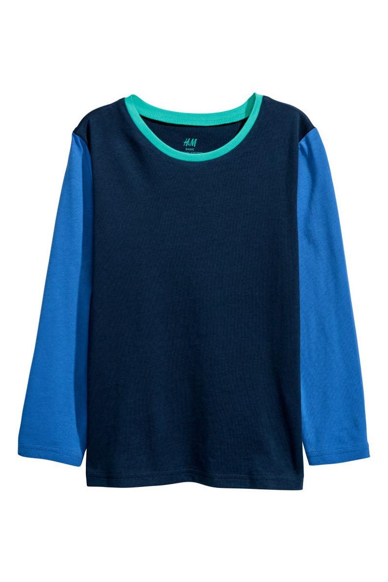 Лонгслив H&M Jersey Shirt 2-4 года