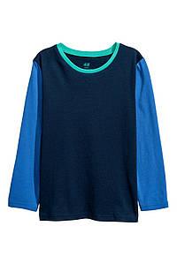 Лонгслив H&M Jersey Shirt 2-4 роки