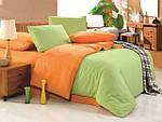 Интерьер квартиры в оранжевом цвете