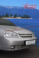 Декоративные элементы решётки радиатора d10 Союз 96 на Chevrolet Lacetti седан 2004