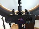 Кольцевая бьюти лампа RL-18 Мультисвет Премиум LED Pro Beauty Light 96ВТ 48СМ, фото 10