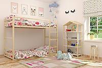 Дитяче ліжко Барні МГ