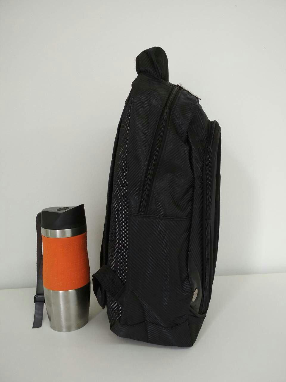 41c246e1fa92 ... Стильный повседневный школьный рюкзак с заклепками 39*25*11 см, ...