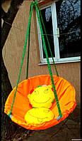Подвесное кресло. Качеля садовая. Качеля подвесная. Гамак. Кресло качеля. Качеля гамак. Кокон. Оранжевый