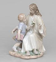 Порцелянова статуетка Настанови Христа Pavone JP-40/14