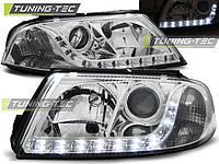 Фары тюнинг оптика Volkswagen VW Passat B5 рестайл