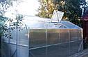 Теплица двускатная 4х6 под пк 6 мм премиум (5 лет гарантии), фото 9