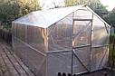 Теплица двускатная 4х6 под пк 8 мм премиум (15 лет гарантии), фото 8