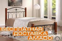 Кровать Миранда 900*2000 (каштан), фото 1