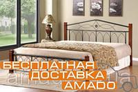 Ліжко Міранда 1600*2000 (каштан) Domini, фото 1