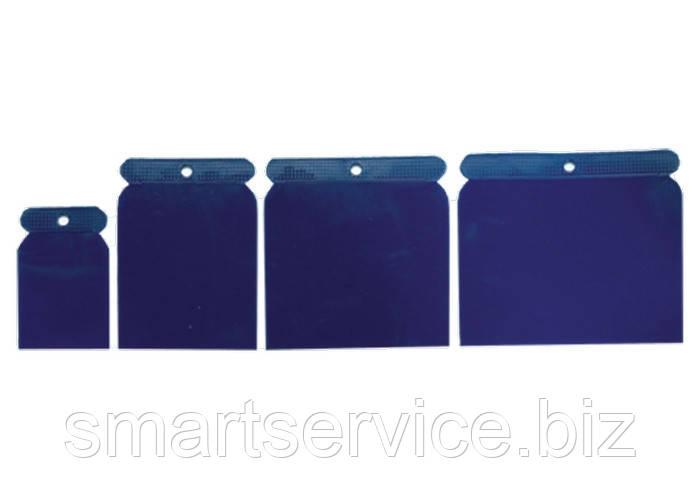Набор шпателей японских пластм, 50-75-100-120 мм