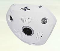 IP-камера для видеонаблюдения Hiseeu мини