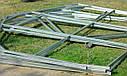 Теплица двускатная 4х8 под пк 4 мм премиум (15 лет гарантии), фото 8