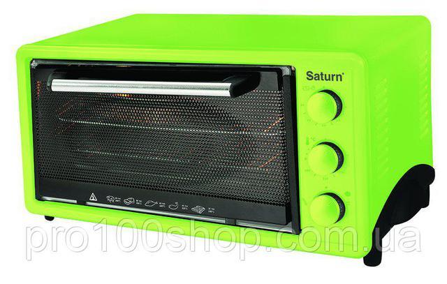 Электрическая печь Saturn ST-EC10704 Green