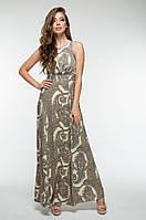 Шикарное женское нарядное платье в пол STYLE, фото 1