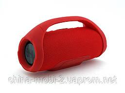 JBL Boombox mini 40w копия, блютуз колонка, красная, фото 3