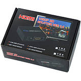 Разветвитель (сплиттер) HDMI (1 гнездо HDMI - 2 гнезда HDMI), DC-5V, фото 4