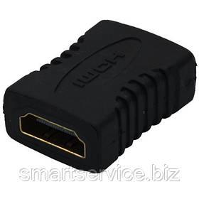 Переходник, соединитель, гнездо HDMI - гнездо HDMI