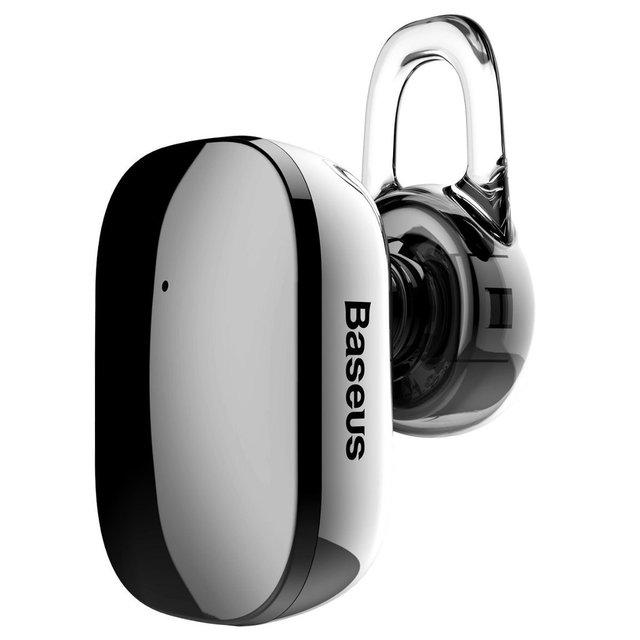 Bluetooth-гарнитура Baseus Encok Mini Wireless Earphone A02 Tarnish