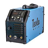 Аргонный сварочный аппарат Tesla Weld TIG MMA CUT CT416