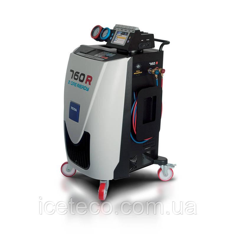 Заправочная станция для утилизации, очистки и заправки фреона TEXA 760 R