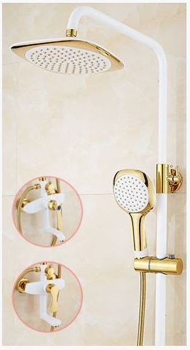 Стойка, душевая система в ванную комнату 5-022
