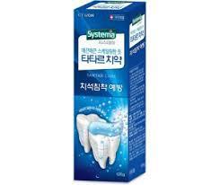 Зубная паста для предотвращения зубного камня Tartar control Systema 120 г (616764)