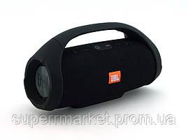 JBL Boombox mini 40w копия, Bluetooth колонка с FM MP3, черная, фото 3